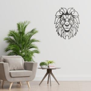 Leeuw geometrisch dier