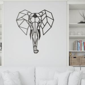 Olifant geometrisch dier